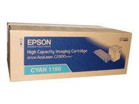 Bild von EPSON AcuLaser C2800 Toner cyan hohe Kapazität 6.000 Seiten 1er-Pack