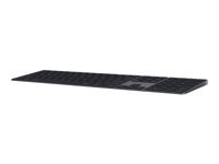 Bild von APPLE Magic Keyboard with Numeric Keypad Russian Space Gray