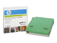 Bild von HPE LTO Ultrium 4 WORM data cartridge 800 / 1600GB