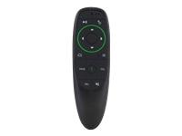 Bild von FANTEC AIR-200 Air Mouse Fernbedienung Wireless Google Sprachsteurung Gyroskop IR-Lernen Reichweite bis 10m 2.4GHz Uebertragung