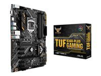 Bild von ASUS Mainboard Intel TUF B360-PLUS GAMING LGA1151 DDR4 PCI-E 4x USB 3.0 6x USB 2.0 D-Sub HDMI GB Intel 6x SATA ATX