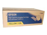 Bild von EPSON AcuLaser C2800 Toner gelb hohe Kapazität 6.000 Seiten 1er-Pack