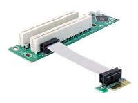 Bild von DELOCK PCI-Riser-Karte 2x32bit/5V links 9cm Kabel