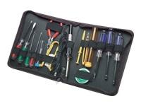 Bild von INTELLINET Techniker Werkzeug-Set 17-teilig