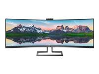 Bild von PHILIPS 439P9H/00 109,22cm 43Zoll 3840x1200 32:10 SuperWide Curved LCDHDR 400 1800R
