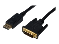 Bild von ASSMANN Adapterkabel DisplayPort 1.1a DVI-D 24+1 M/M digital Full HD Dual Link 2m max. 2560 x 1600