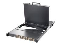 Bild von ROLINE 48,3cm 19 Zoll KVM Switch 1x16 USB+PS/2