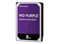 WD Purple 8TB SATA 6Gb/s CE 8.9cm - Kovera Distribution