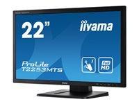 Bild von IIYAMA T2253MTS-B1 Display 55,88CM 22Zoll