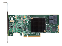 Bild von INTEL RAID Controller RS3UC080 12Gb/s SAS 6Gb/s SATA 8 internal ports MD2 low profile LSI3008 IOC based entry RAID