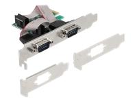 Bild von DELOCK PCI Express Karte zu 2xSeriell RS-232