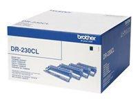 Bild von BROTHER DR-230CL Trommel schwarz und farbig Standardkapazität 15.000 Seiten 1er-Pack
