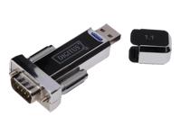 Bild von DIGITUS Converter USB1.1 auf Seriell inkl. USB A/M USB A/F Verlaengerungskabel 80cm