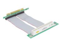 Bild von DELOCK PCI-Riser-Karte 32bit/5V links mit Kabel 13cm