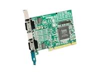Bild von LENOVO Brainboxes UC-257-001-PCI 2 Port RS232 Serial Adapter 3.3v/5v PCI ATX kit - No LPT Port