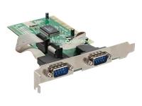 Bild von INLINE Schnittstellenkarte 2x 9-pol seriell PCI