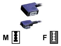 Bild von SECOMP Telefonkabelverlaengerung F-kodiert 10m fuer phone