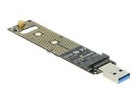 Bild von DELOCK Konverter für M.2 NVMe PCIe SSD mit USB 3.1 Gen 2