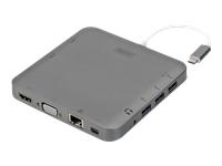 Bild von ASSMANN Universal Docking Station USB Type-C