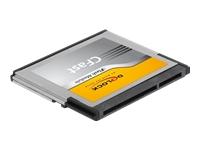 Bild von DELOCK CFast 2.0 Speicherkarte 16GB MLC