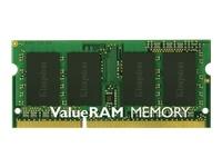 Bild von KINGSTON 2GB 1333MHz DDR3 Non-ECC CL9 SODIMM SR X16