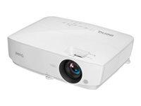 Bild von BENQ MW535 DLP Projector 3.600ANSILumen WXGA 1.280x800 15.000:1 16:10 3D RS232 2xHDMI USB 1x2W D-Sub analog white