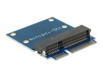 Bild von DELOCK Adapter Mini PCI Express / mSATA Stecker > Slot Portschoner