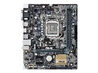 Bild von ASUS H110M-A/M.2/CSM 1 x D-Sub + 1 x DVI + 1 x HDMI microATX