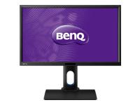 Bild von BENQ BL2420PT Monitor 60,45cm 23,8Zoll panel IPS WQHD 2560x1440 D-Sub/DVI/HDMI/DP USBx3 HAS pivot speakers black schwarz (P)