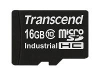Bild von TRANSCEND 16GB Micro SDHC Card Class 10 Industrial