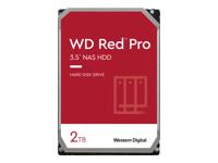 WD Red Pro 2TB 6Gb/s SATA HDD - Kovera Distribution