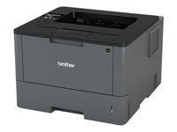 Bild von BROTHER HL-L5200DW A4 monochrom USB Laserdrucker 40ppm 250 Blatt + 50 Blatt MF Papierzufuhr Duplex