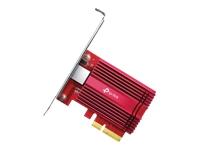 Bild von TP-LINK 10 Gigabit PCI Express Netzwerkadapter PCIe 3.0x4 einschliesslich CAT6A Ethernet Kabel