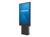 Bild von PEERLESS-AV Hochformat Outdoor Kiosk Digital Signage Board IP56 für 1 SAMSUNG Display OH55F Display