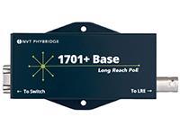 Bild von PHYBRIDGE NV-EC1701PLS-BSE Base Extender Ethernet über 2-Draht oder Koaxialkabel 420Mbs PoE+ für 1701+ Link Adapter