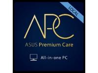 Bild von ASUS virt.Garantieverlängerung um 1Jahr von 2J auf 3J AiO Garantie PickUp+Return für ASUSPRO A43/A64/ET16-Serie