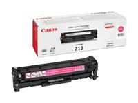 Bild von CANON 718 Toner magenta Standardkapazität 2.900 Seiten 1er-Pack