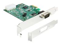Bild von DELOCK PCI Express Karte > 1 x Seriell RS-232 High Speed 921K mit Spannungsversorgung