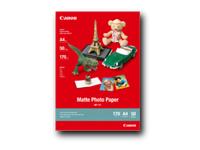 Bild von CANON MP-101 matte Foto Papier A4 5 Blatt