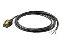 Bild von APC Power Cord Locking C19 to Rewireable 3m