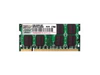 Bild von TRANSCEND 512MB DDR2 667 SO-DIMM 1Rx8 INDUSTRIE