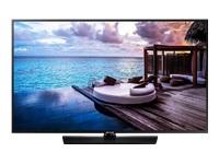 Bild von SAMSUNG 75EJ690U 189cm 75Zoll Hotel TV 16:9 3840x2160 S-PVA DVB-T2/C/S2 scgwarz