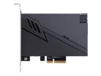 Bild von ASUS ThunderboltEX 3-TR AIC PCIe 3.0 x4 40Gbps Bandwidth 2xThunderbolt3 2xMini DisplayPort