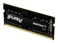 Bild von KINGSTON 16GB 2666MHz DDR4 CL16 SODIMM FURY Impact