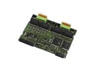 AGFEO Up0-Modul 508 Das UP0-Modul 508 besitzt acht Anschlussmoeglichkeiten f. AGFEO UPO Systemtelefone