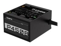 Bild von GIGABYTE GP-P450B 4?50W ATX12V 80 PLUS Bronze certified Active PFC Power Supply
