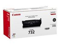 Bild von CANON 732-BK Toner schwarz Standardkapazität 6.100 Seiten 1er-Pack