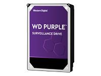 Bild von WD Purple 4TB SATA 6Gb/s CE HDD 8,9cm 3,5Zoll internal 5400Rpm 64MB Cache 24x7 Bulk