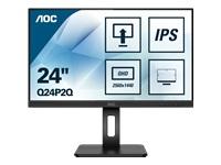 Bild von AOC 24P2Q 60,5cm 23,8Zoll QHD monitor VGA HDMI