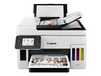 Bild von CANON MAXIFY GX6050 - DEMO nur 1 pro Kunde-Duplex A4 ADF 4-in-1 color 15.5 ppm 600 x 1200 dpi 2.7 Zoll LCD color touchscreen DEMO(P)